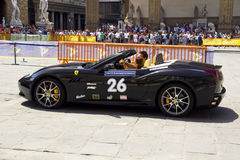 california Ferrari Fotografia Royalty Free