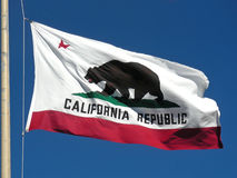 California Flag Stock Images