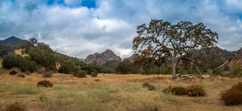 California hiking and outdoors Royalty Free Stock Photos