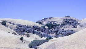 California Hills Stock Images