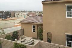 California home construction. Stock Photos