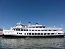 California Hornblower docked Stock Images