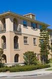 California housing facade Royalty Free Stock Image