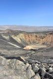 california krateru kraterów śmierci pola przyrodnia wielka krajowa północna parkowa ubehebe dolina powulkaniczna Obraz Stock