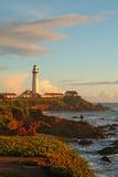 california latarni morskiej gołębi punkt Obrazy Stock
