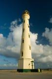 California Lighthouse. Landmark , Aruba, Carribean Stock Photos