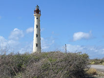 California Lighthouse, Aruba, ABC Islands Royalty Free Stock Photos