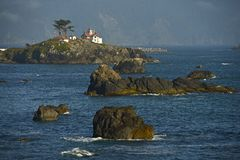 California Lighthouse royalty free stock photos