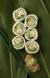 California Maki Immagini Stock