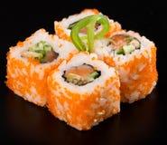 California Maki Sushi stock photography
