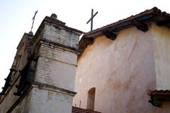 California Mission Royalty Free Stock Image