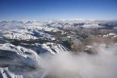California mountains. Royalty Free Stock Photo