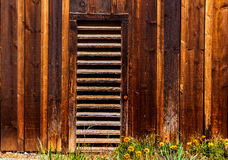 California old far west wooden textures Royalty Free Stock Images