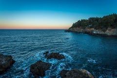California Pacific Coast  Stock Photos