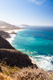 California Pacific coast Point Sur Royalty Free Stock Images