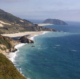 California Pacific Ocean Coast Stock Photography