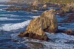 California Pacific Shore Stock Photos