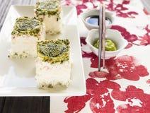 California Pan Sushi Stock Images