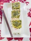 California Pan Sushi Royalty Free Stock Photo