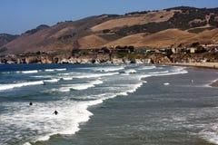 california plażowy pismo Zdjęcie Stock
