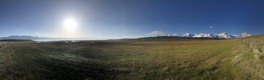 California que sueña, sierras del este montañas foto de archivo libre de regalías