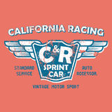 California racing Stock Photos