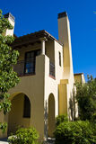 California residence chimney Stock Photography