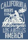 California retro route 66 Royalty Free Stock Photo