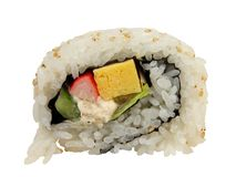 California Roll royalty free stock image