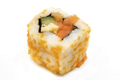 California Roll Royalty Free Stock Photos