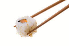 California roll carrot Stock Image