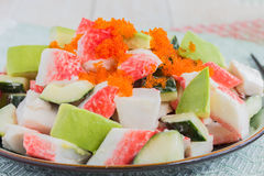 California Roll Poke Stock Photography