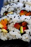 California Roll Sushi. Healthy very popular Japanese food sushi california roll Stock Photography