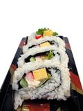 California rolls Royalty Free Stock Images