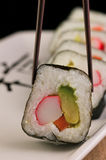 California Rolls Stock Photography