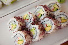 California rolls Royalty Free Stock Image