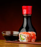 California rolls sushi Stock Photo
