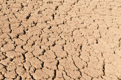 California's drought Royalty Free Stock Image