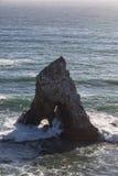California Sea Stack 3 Royalty Free Stock Photography