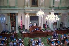 California State Assembly Sacramento. California State Assembly in session State Capitol, Sacramento, California royalty free stock photos