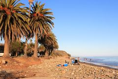 California State Beach Royalty Free Stock Images