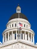 California State Capitol Stock Image