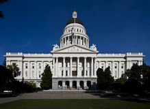 California State Capitol Building Royalty Free Stock Photos