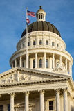 California state capitol Royalty Free Stock Photo