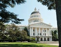 California State Capitol, Sacramento. State Capitol building, Sacramento, California stock image