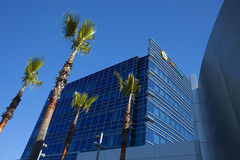 California State Lottery Headquarters Stock Photography