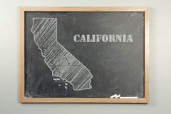 California State Royalty Free Stock Photos