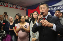 California State Sen. Leland Yee File Photo Stock Image