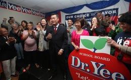 California State Sen. Leland Yee File Photo Royalty Free Stock Photo