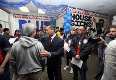 California State Sen. Leland Yee File Photo Royalty Free Stock Photos